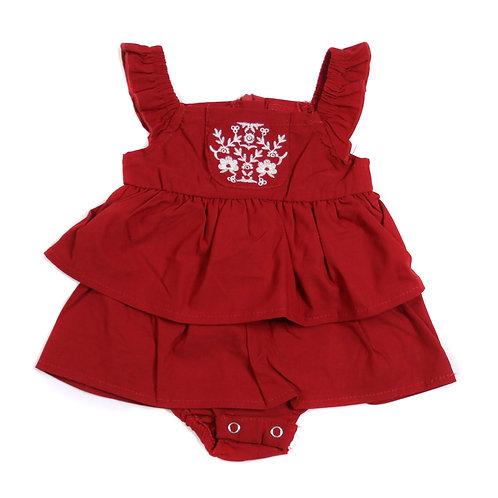 Moejoe Baby Girl Embroider Dress