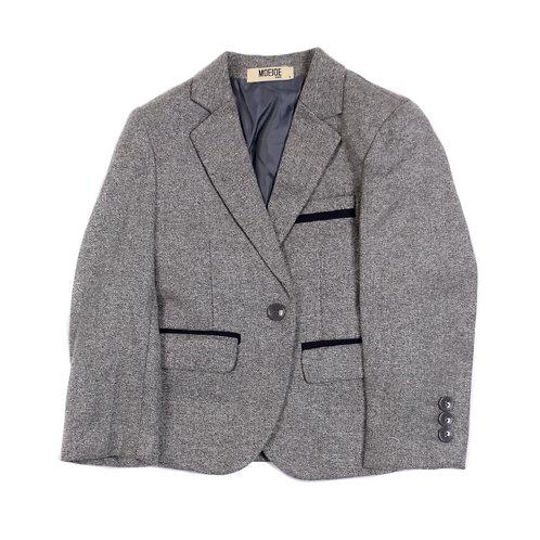 MOEJOE Broken Grey Blazer