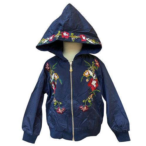 Moejoe Girl Flower Jacket