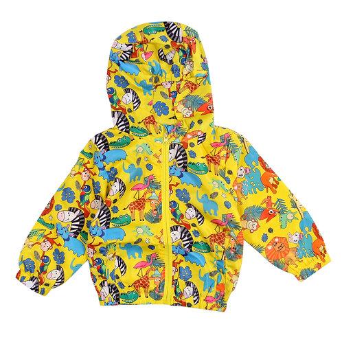 Moejoe Boy Animals Jacket