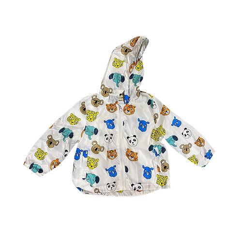 Moejoe Boy Cute Animals Windbreaker Jacket