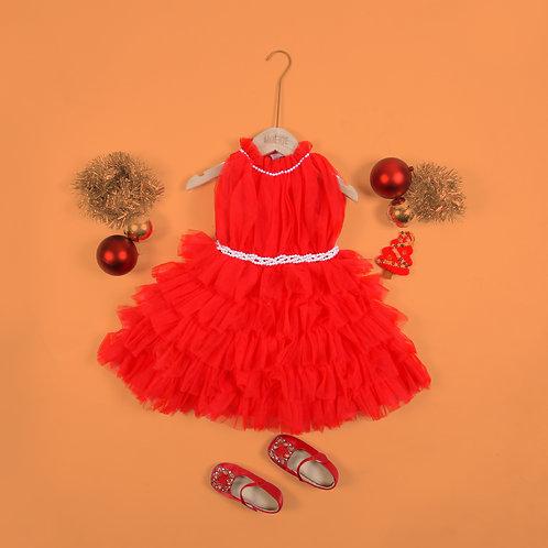 Moejoe Girl Pearl Dress