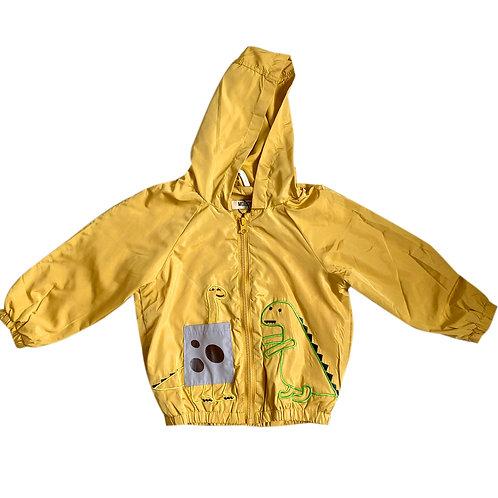 Moejoe Boy Cute Dino WindBreaker Jacket