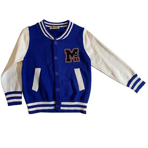 Moejoe Plain Boy Cardigan with pockets