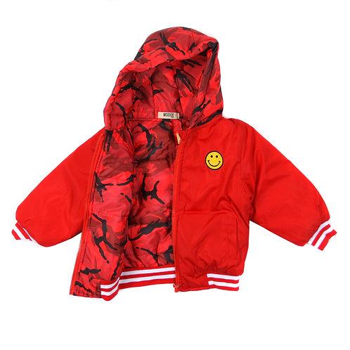 Moejoe Boy Smile Army Jacket