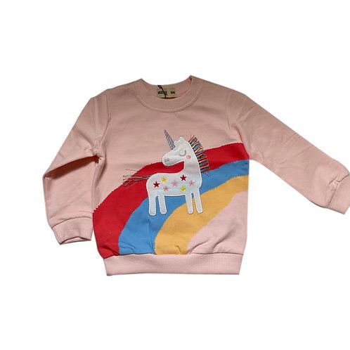 Moejoe Unicorn Long Sleeves Top