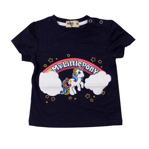 Moejoe Baby Girl My Little Pony Tees