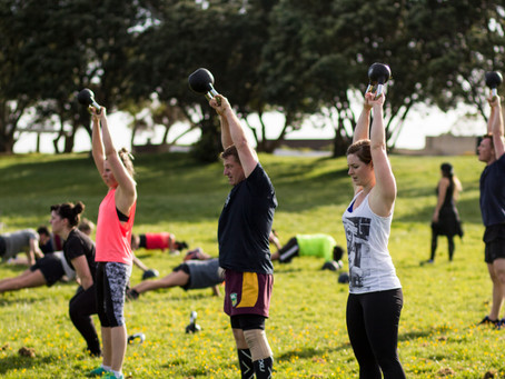 5 Fantastic Benefits of Bootcamp Group Training