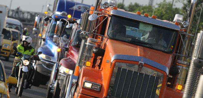 DAKC NEWS: Camiones mal matriculados se plantea amnistía para ellos