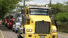 DAKC NEWS: Camioneros anunciaron que nuevamente harán inmovilización nacional