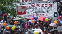 DAKC NEWS: Cierres viales por la movilización de los profesores en Bogotá