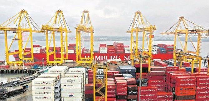 Puerto de Buenaventura continúan las demoras en cargues y descargues