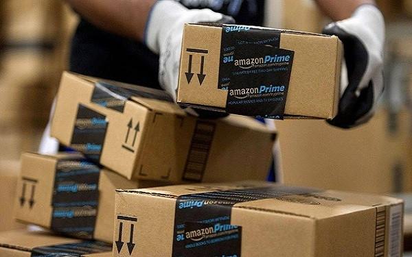 Amazon bate récord en la cifra de artículos vendidos en Cyber Monday