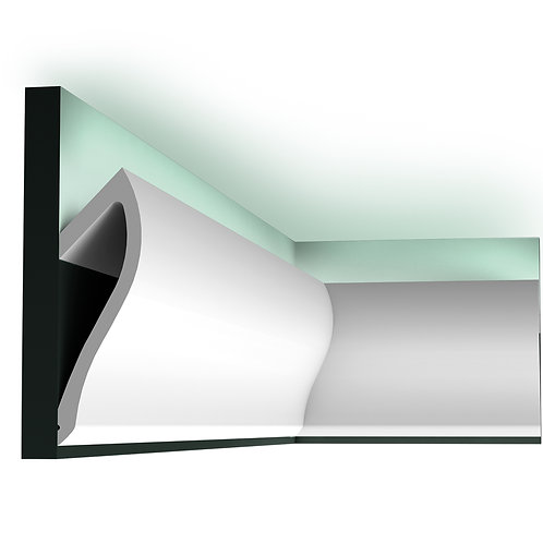 C371 'SHADE' UPLIGHTING CORNICE