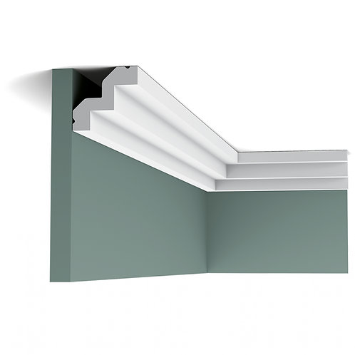 C602 SMALL 'STEPPED' CORNICE