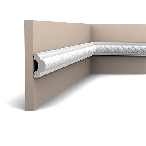 PX131 ROPE DADO RAIL / PANEL MOULDING