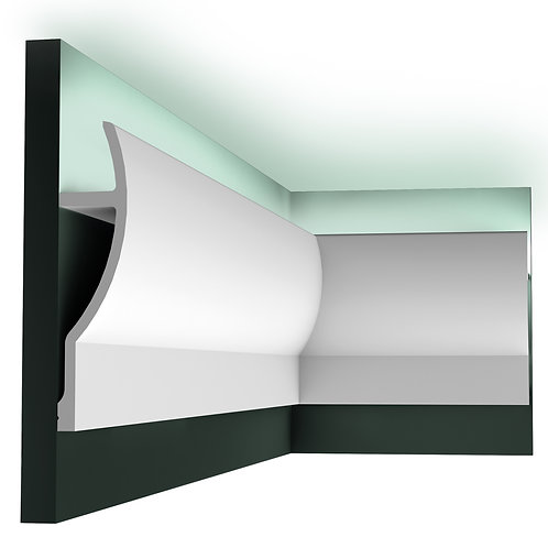 C372 'FLUXUS' UPLIGHTING CORNICE