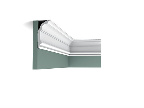 C339 'COTSWOLDS' MEDIUM PLAIN CORNICE