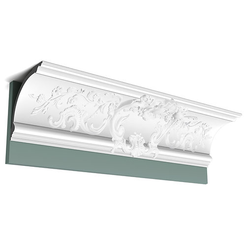 C338A 'BAROQUE' FRENCH STYLE CORNICE