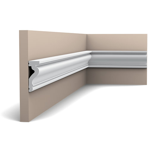 DX174 TRADITIONAL DADO RAIL / DOOR ARCHITRAVE