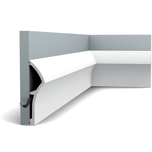 SX167 'DUNE' CONTEMPORARY SKIRTING