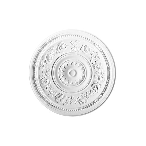 R61 SMALL VICTORIAN CEILING ROSE