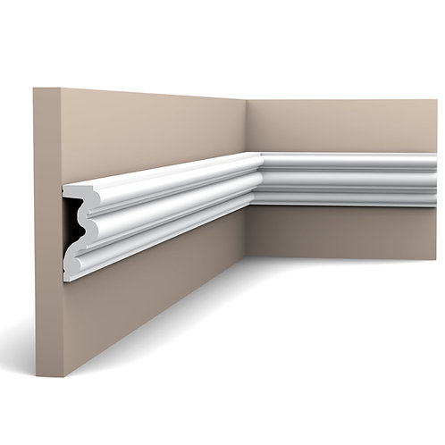 P4025 'AUTOIRE' WALL PANELLING / DADO RAIL