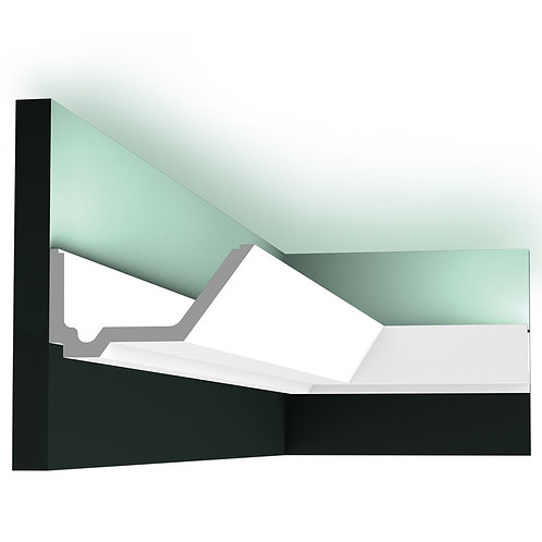 C358 'RAIL' UPLIGHTING CORNICE
