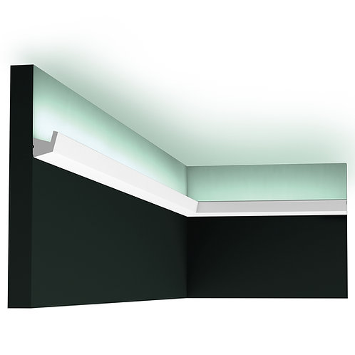 ORAC CX189 SMALL ANGLED UPLIGHTING COVING