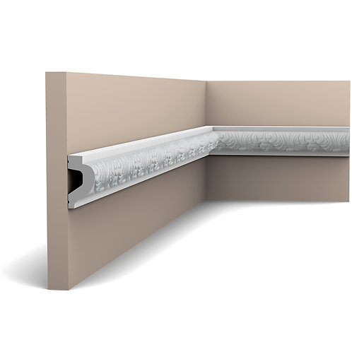 P3070 PLAIN DADO RAIL / PANEL MOULDING