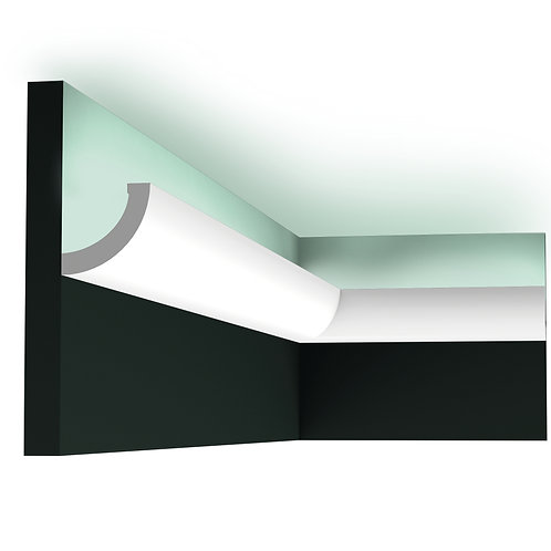 C362 'CURVE' UPLIGHTING CORNICE