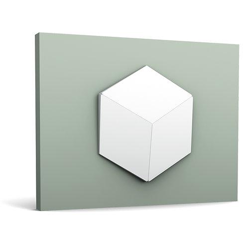 ORAC W105 'ROMBUS' 3D WALL PANEL