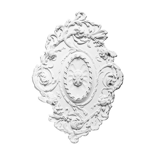 R22 OVAL SHAPED CEILING ROSE