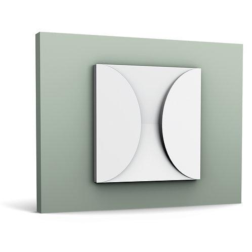 ORAC W107 'CIRCLE' 3D WALL PANEL