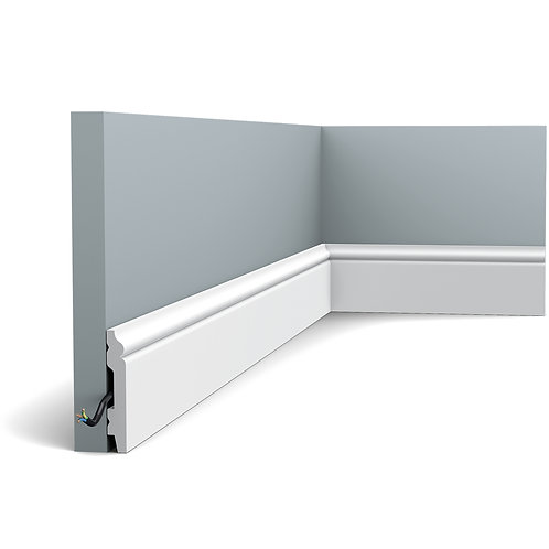 SX165 SMALL OGEE SKIRTING