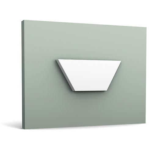 ORAC W101 'TRAPEZIUM' 3D WALL PANEL