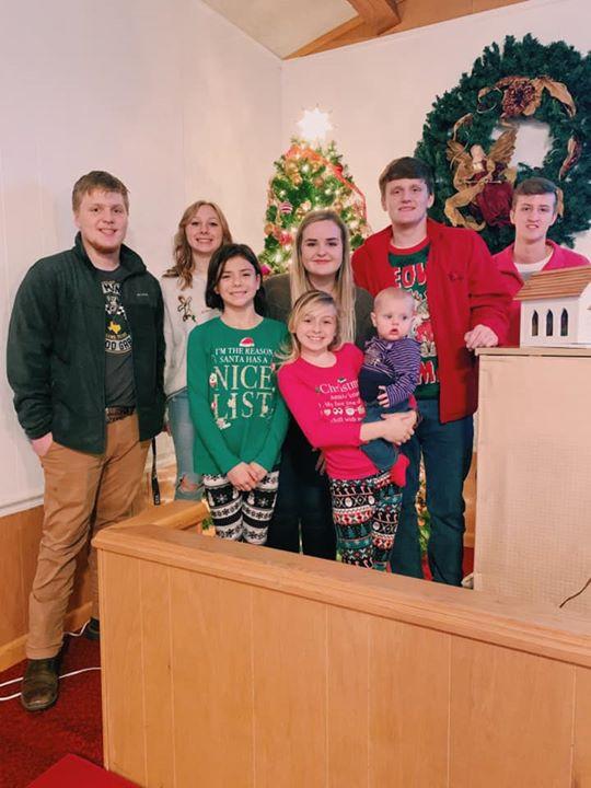 Youth Christmas