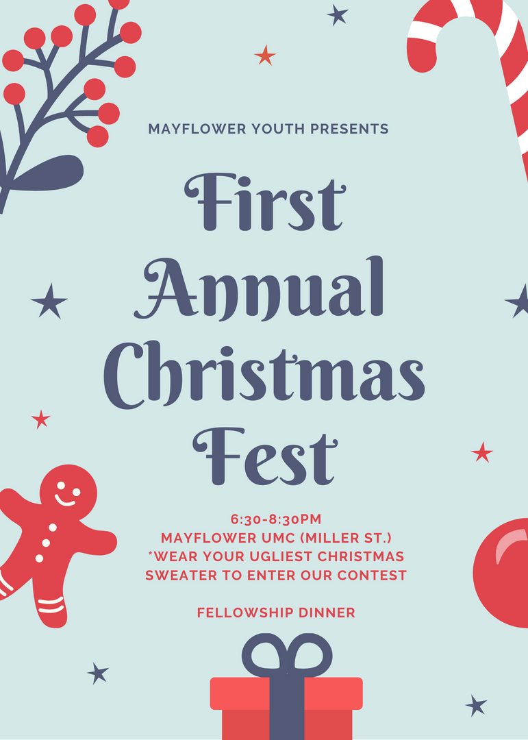 First Annual Christmas Fest