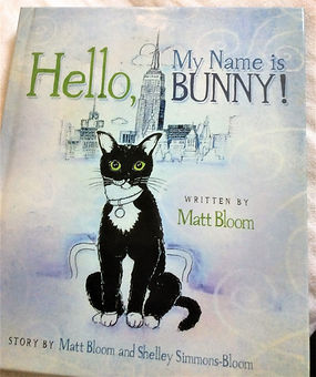 Cover of Bunny - Children's book publish