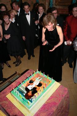 Jane Stanton Hitchcock Cake