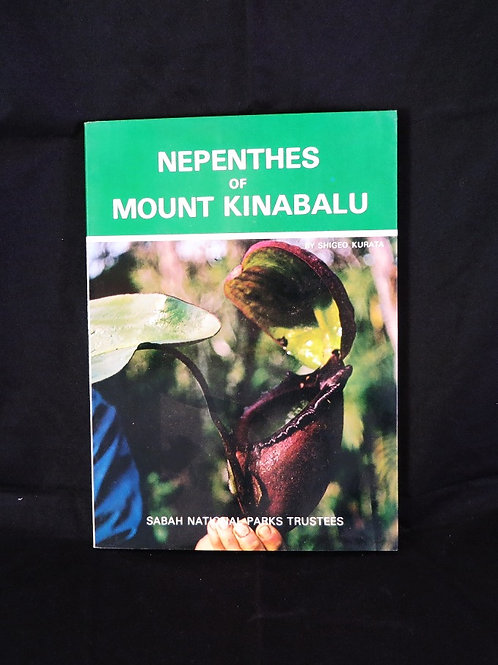 Nepenthes of Mt.kinabalu
