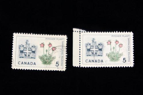 Canada 1967 Sarracenia purpurea