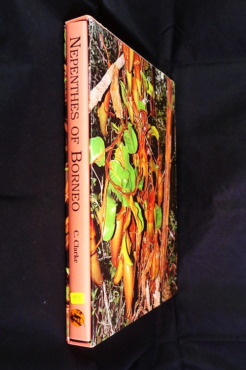 Nepenthes of Borneo incl.Dust Jacket