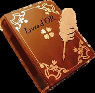 livre d'or à votre disposition pour vos remarques et satisfactions