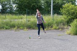 style volant! à la super girl!