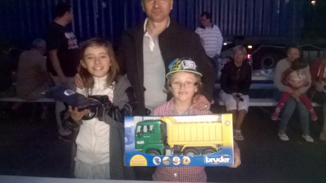 Cadeaux aux enfants