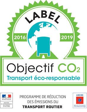 label co2 TRANSPORTS MONTBRISONNAIS