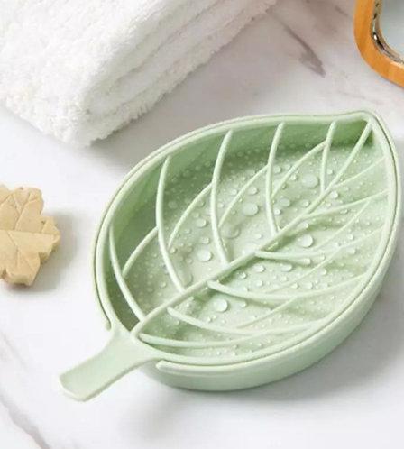 Green Leaf Soap holder