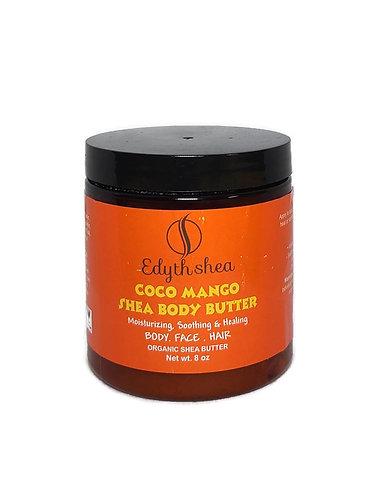 8oz Coco Mango Shea Body Butter