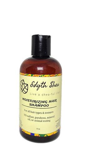 Moisturizing Hair Shampoo 8oz
